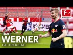 Werner's 6 Goals - Leipzig's Super Striker Scores Another Hat-Trick