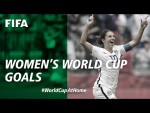 #WorldCupAtHome | FIFA Women's World Cup Goals