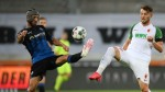 Augsburg, Paderborn share points in relegation battle