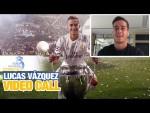 "Real Madrid Conecta   Lucas Vázquez: ""Winning La Undécima in my first season was a dream come true"""