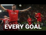 Every Steven Gerrard Goal for Liverpool   Cup Final screamer, Istanbul and more