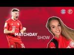 LIVE 🔴 #FCBF95 - Der FC Bayern Spieltags-Countdown mit Demichelis & Gwinn - Pack ma's!
