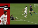 Messi-Style Masterpiece: Carlos Vela Dribbles the Whole Team