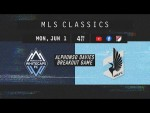 Alphonso Davies Lights It Up! Vancouver Whitecaps vs. Minnesota United | 2018 MLS Classics