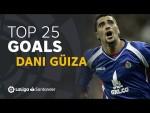 TOP 25 GOALS Dani Güiza en LaLiga Santander