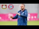 LIVE 🔴 Cyber-Pressetalk mit Hansi Flick | Bayer Leverkusen - FC Bayern München #B04FCB