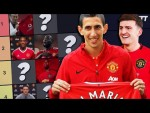 RANKING MANCHESTER UNITED'S RECORD TRANSFERS! | #WNTT