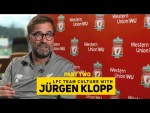 How Jürgen Klopp creates a winning culture at LFC | Presented by Wesern Union