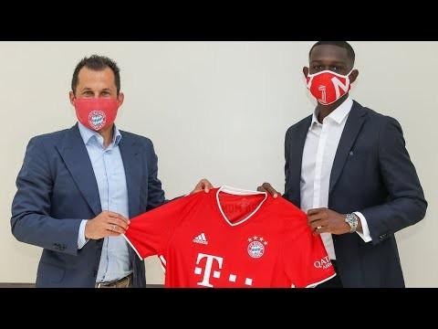 LIVE 🔴 FC Bayern Pressegespräch mit Kouassi & Salihamidžić