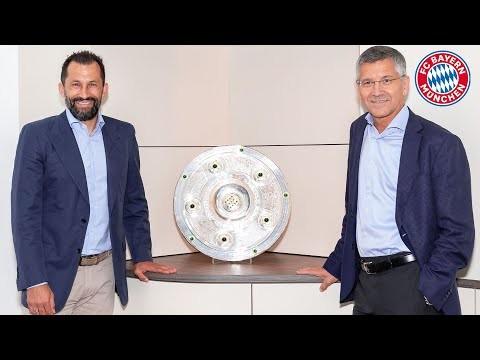 Hasan Salihamidžić becomes Chief Sports Officer at FC Bayern