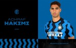 Inter sign Hakimi from Real Madrid