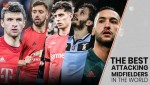 The 5 Best Attacking Midfielders in the World - Ranked