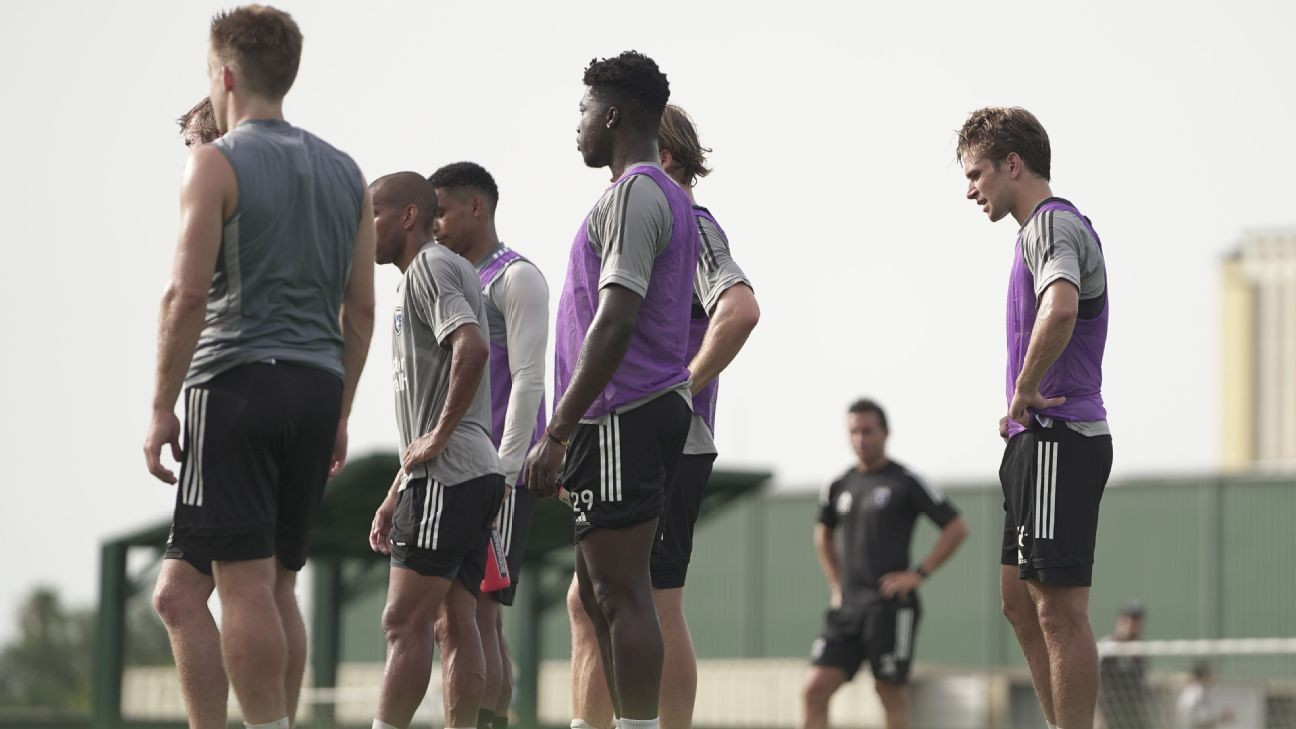 FCD-Vancouver postponed amid COVID-19 spike