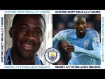 YAYA WAS THAT GUY | Joleon Lescott on impact of Yaya Toure and Robinho