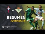 Resumen de RC Celta vs Real Betis (1-1)