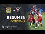 Resumen de CF Fuenlabrada vs CD Mirandés (2-2)