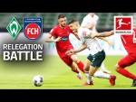 SV Werder Bremen vs. 1. FC Heidenheim 1848 - Bundesliga Relegation Battle