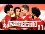 Inside Anfield: Liverpool 2-0 Aston Villa | The Champions return to Anfield
