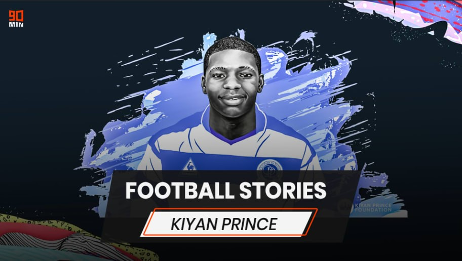 Kiyan Prince: The Young Talent Whose Legacy Lives on in Foundation & EA SPORTS FIFA 20