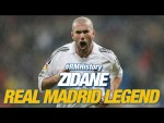 ✨ Zidane | Best goals, skills, assists & trophies at Real Madrid