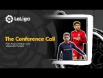 The Conference Call: Álvaro Medrán y Alejandro Pozuelo