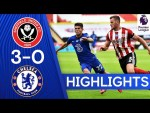 Sheffield United 3-0 Chelsea | Premier League Highlights