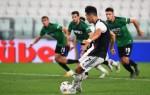 Atalanta pay penalty as Ronaldo brace edges Juventus towards Scudetto