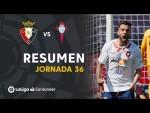 Resumen de CA Osasuna vs RC Celta (2-1)
