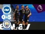 HIGHLIGHTS | BRIGHTON 0-5 MAN CITY | Sterling Hat-trick, Jesus, Bernardo