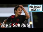 How the 5 Sub Rule Changes the Game