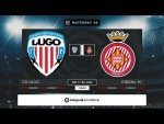 CD Lugo - Girona FC MD40 D1930