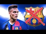 Barcelona To REJECT Chance To Sign Inter Milan's Lautauro Martinez?! | Euro Transfer Talk