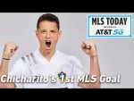 Has Chicharito Found His Goal Scoring Form in MLS Is Back Tournament?