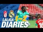 🙌 Granada 1-2 Real Madrid | Mendy's debut goal helps make it nine wins out of nine!