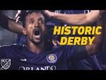Inter Miami vs. Orlando City: A Historic First Match