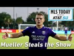 Is Chris Mueller Showing He's Ready For the US National Team?