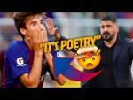 GATTUSO REACTS to RIQUI PUIG! 🤩