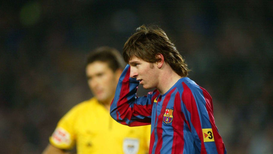 Lionel Messi: Remembering La Pulga's First Year as a Professional