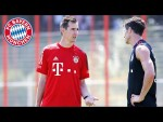Miroslav Klose's first week as an FC Bayern assistant coach