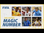 Donovan, Ibrahimovic, Vieri & more! | No21s at Korea/Japan 2002 | Magic Number