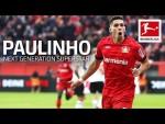 Paulinho - Bayer Leverkusen's Next Generation Superstar