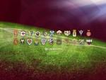 Calentamiento Girona FC vs UD Almería PO 01