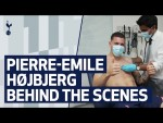 BEHIND THE SCENES | PIERRE-EMILE HØJBJERG'S FIRST DAY AT HOTSPUR WAY