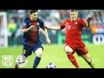 FC Bayern vs. FC Barcelona - All Knockout Matches in the Champions League