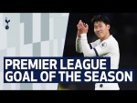 HEUNG-MIN SON WINS PREMIER LEAGUE GOAL OF THE SEASON!