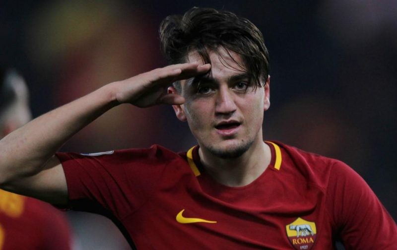 Kumbulla in and Under out as Roma await Milik decision