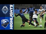 Vancouver Whitecaps FC vs. Montreal Impact | MLS Highlights | September 16, 2020