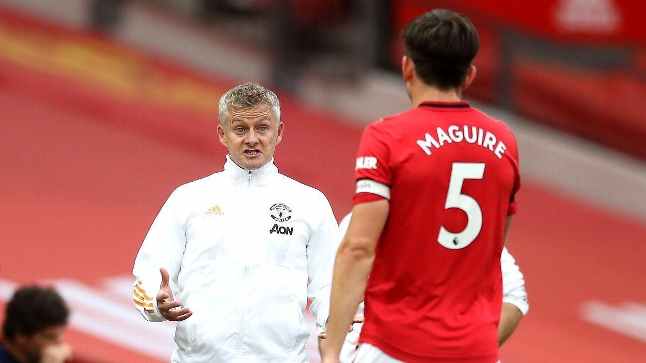 Man United stumble into new season, leaving Solskjaer exposed