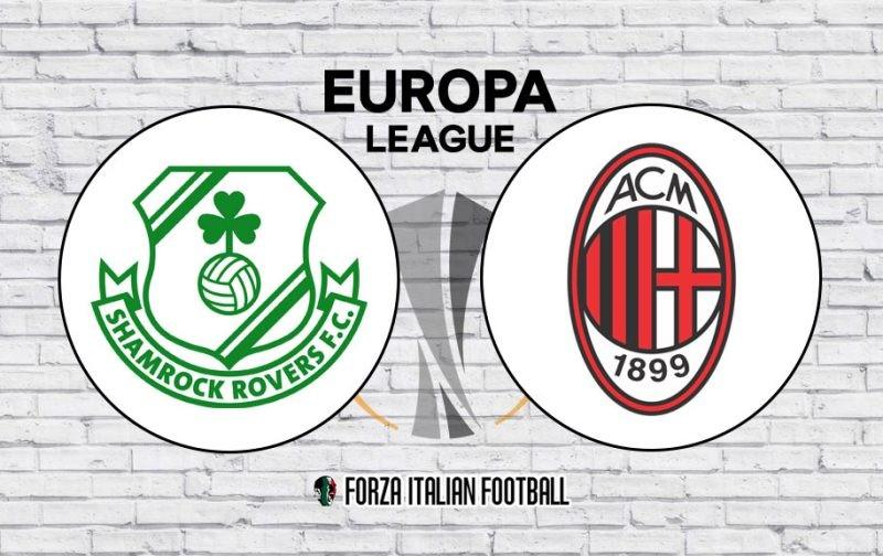 Shamrock Rovers v AC Milan: Probable Line-Ups and Key Statistics