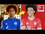 Leroy Sane - Bayern München's New No. 10